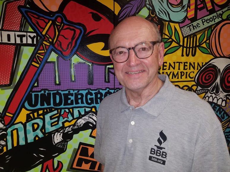Mike Boynton is Vice President of Sales for the Better Business Bureau of Metro Atlanta, Athens & NE Georgia