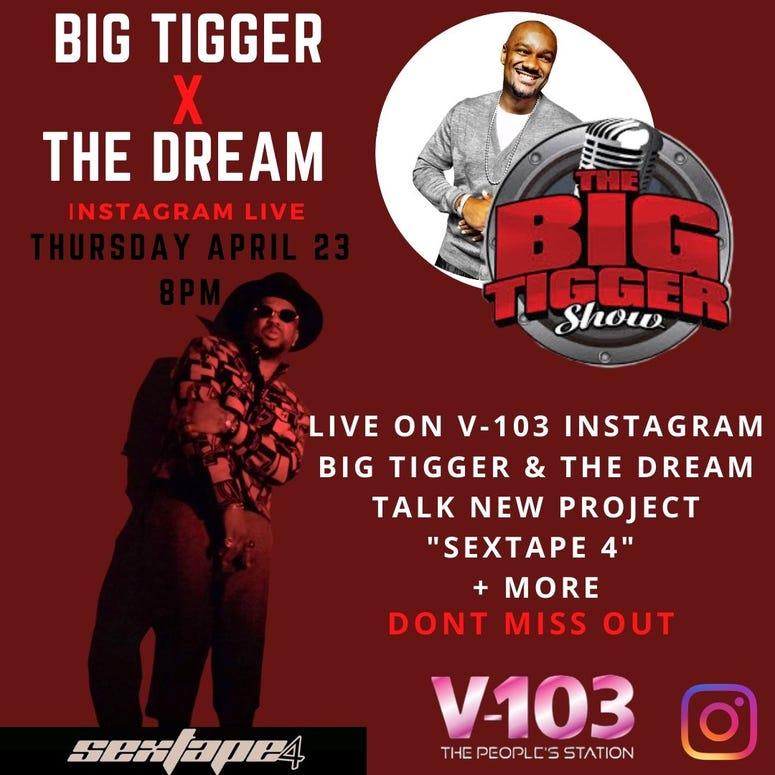 The Dream Big Tigg