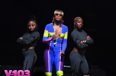 Queens of Hip Hop Concert Live at Philips Arena