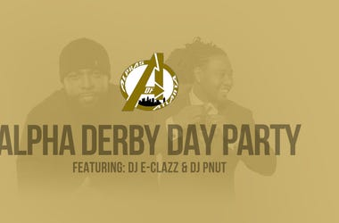 Alpha Derby Day Party