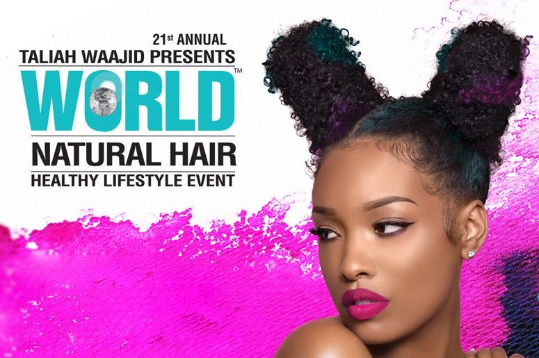 Taliah Waajid Natural Hair
