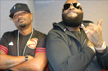 Big Tigger and Rick Ross