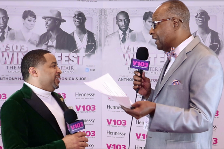 Smokie Norful Interview