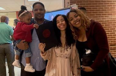 Ramona and family