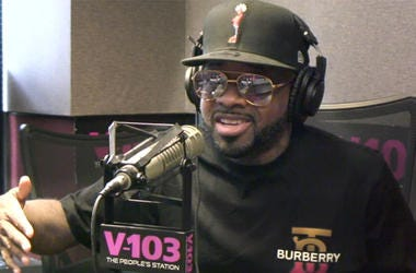 Jermaine Dupri Live In Studio With Big Tigger