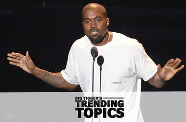 Kanye Goes off at TMZ