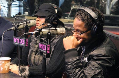 "The parents of Jocelyn Savage talk ""Surviving R. Kelly"" and missing their daughter with V-103's Frank Ski"