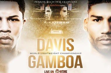 Davis VS. Gamboa