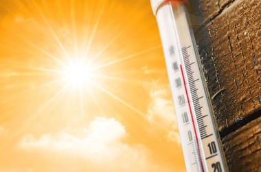 NWS says temperatures are expected in the mid 90s through September in Atlanta