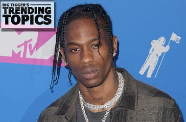 Travis Scott VMA's 2018