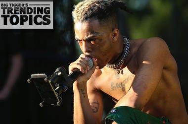 XXXTentacion Performing