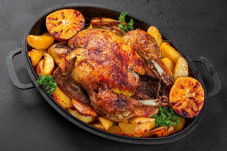 Thanksgiving Feast Alternatives