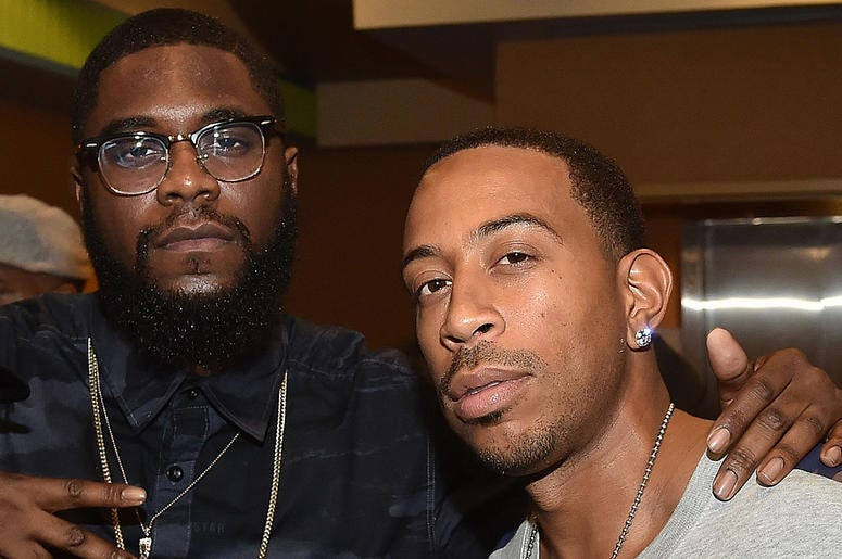 Big K.R.I.T. and Ludacris
