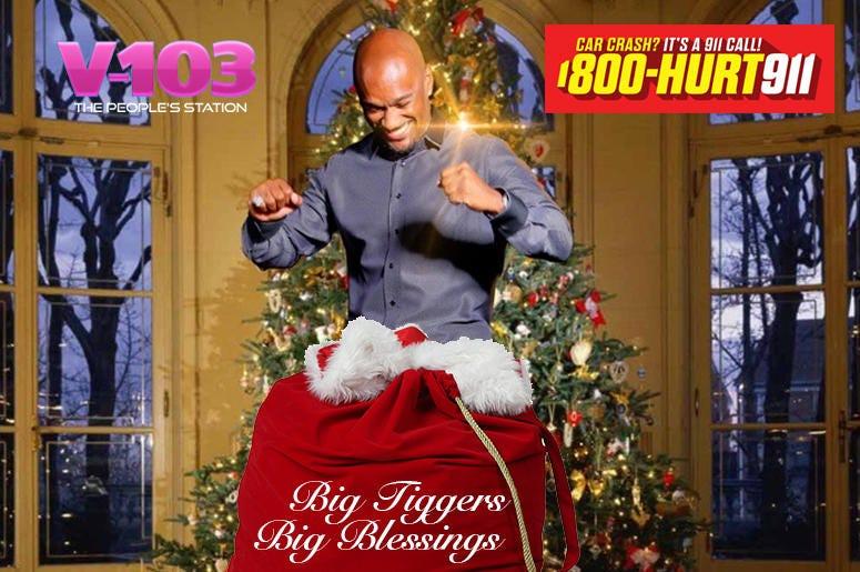 big tigger's big blessings
