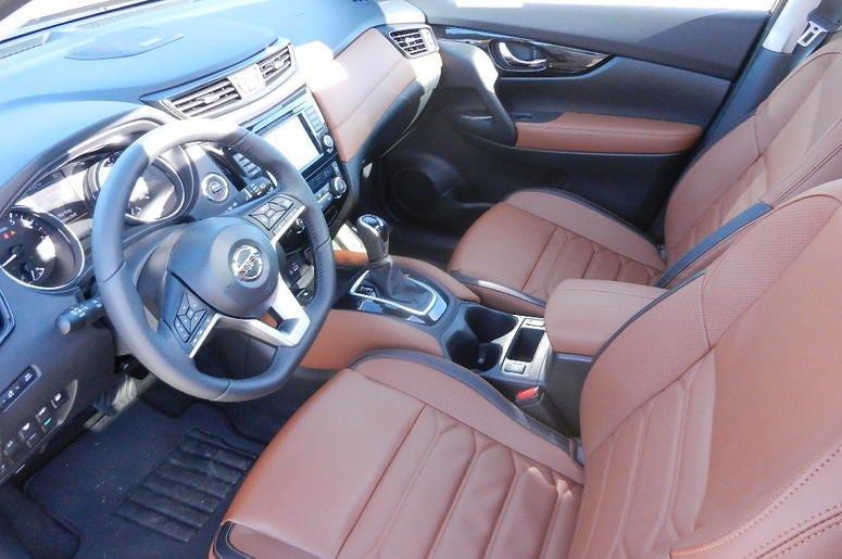 Nissan Rogue SL
