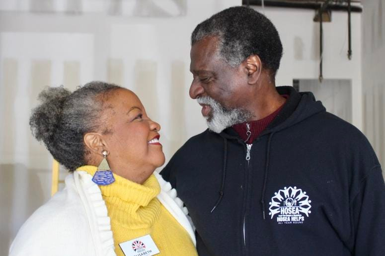 Married 42 years, the Omilami's work to keep Hosea Helps servicing metro Atlanta and surrounding communities