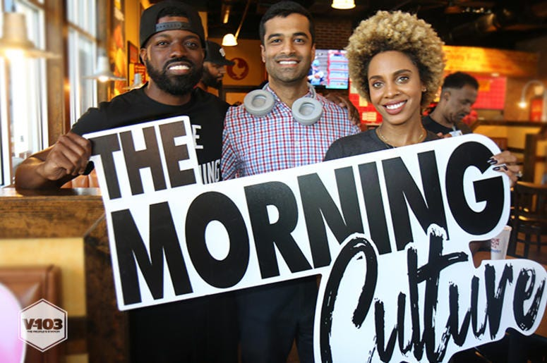 The Morning Culture Takeover Zaxby's Smyrna