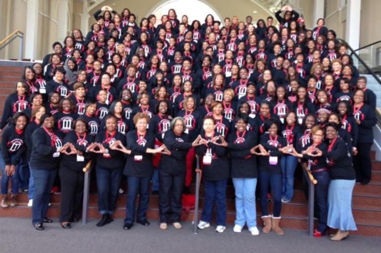 Zeta Psi Chapter of Delta Sigma Theta Sorority is celebrating 50 years as 1st black sorority on UGA campus