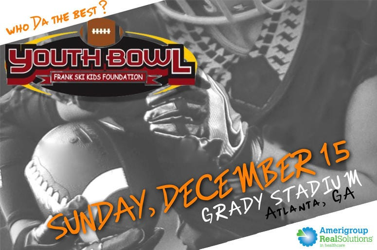 Join Amerigroup at the Frank Ski Youth Bowl @ Grady High School