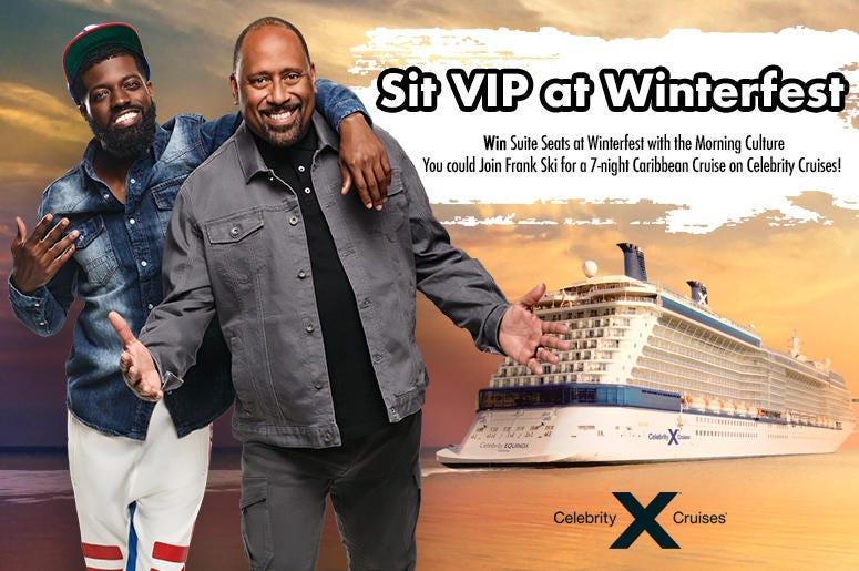 Sit VIP at Winterfest!