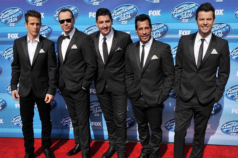 New Kids On The Bock NKOTB