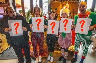 Karson & Kennedy 10K Toys Final Question Marks