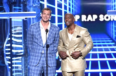 Rob Gronkowski Terry Crews