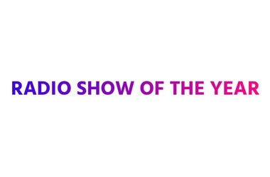 Radio Show Of The Year