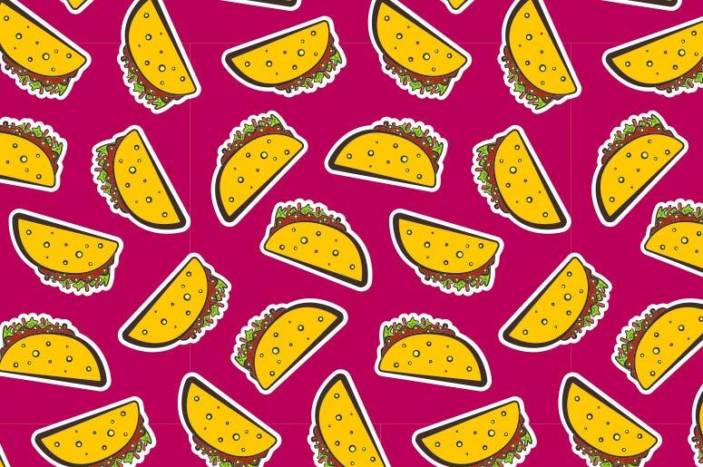 Pink Tacos