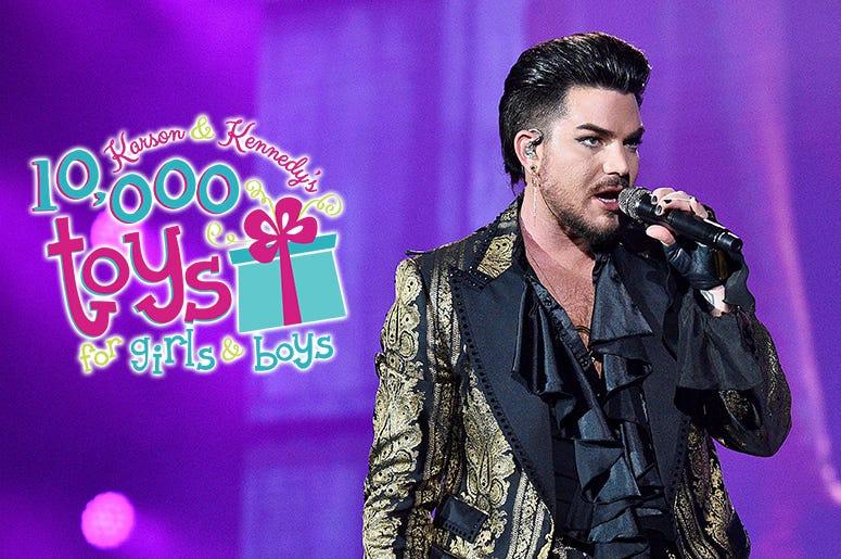 Adam Lambert 10K Toys