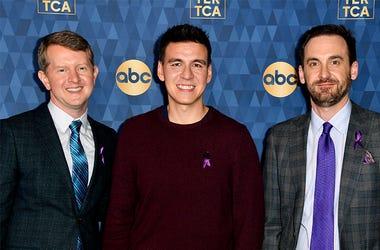 Jeopardy Champions