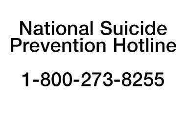 Suicide Prevention Hotline