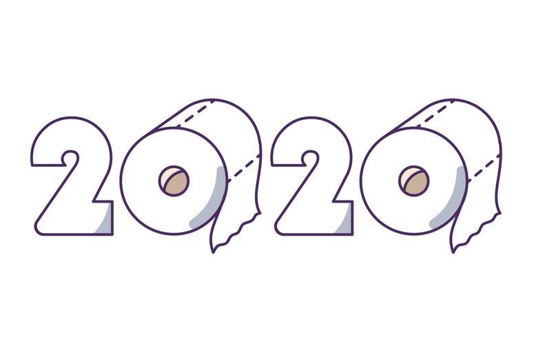 2020 toilet paper