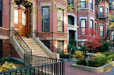 Boston Brownstone