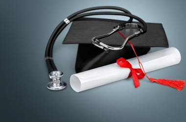 Nurse graduate