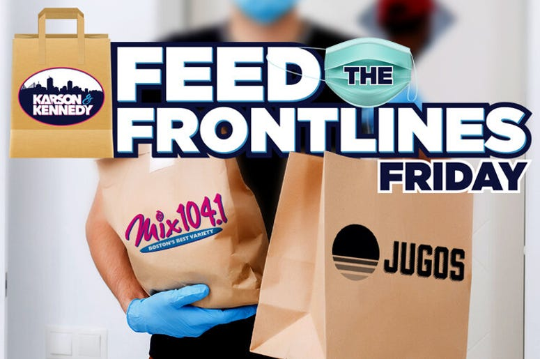 Feed the frontlines Jugos