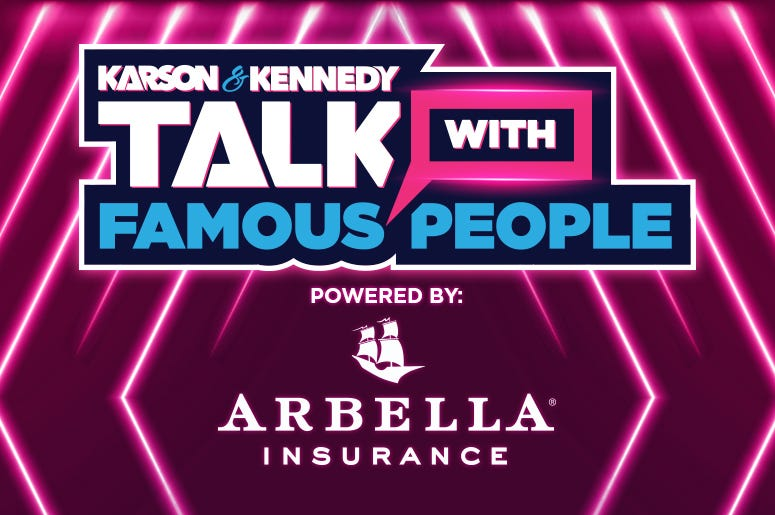 Karson & Kennedy Talk With Famous People 775x515 with Arbella