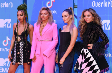 Leigh-Anne Pinnock, Jesy Nelson, Perrie Edwards and Jade Thirlwall of Little Mix