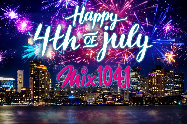 Mix 4th Of July 2020