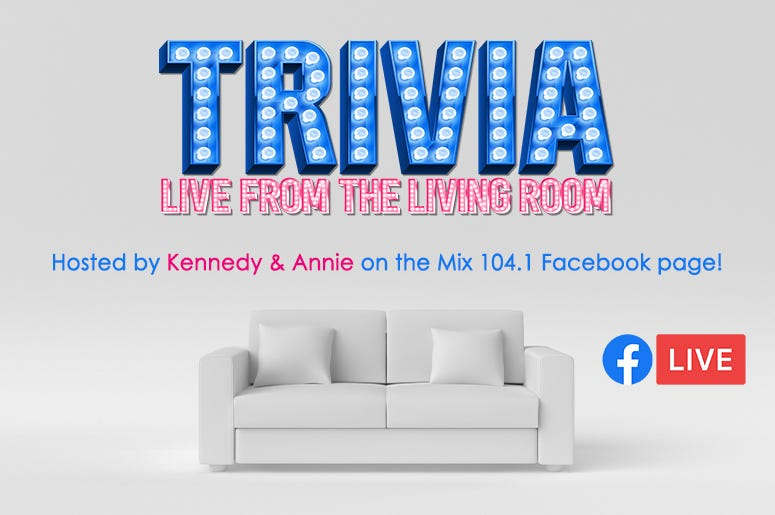 Trivia Live From The Living Room