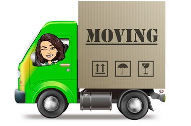 Annie Has Moved!