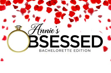 annie obsessed bachelorette