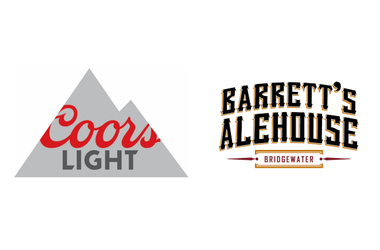 coors and barretts bridgewater
