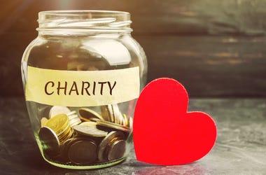 Charity Heart