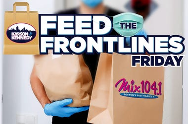 feed the frontlines friday