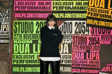 "Dua Lipa ""Studio 2054"""