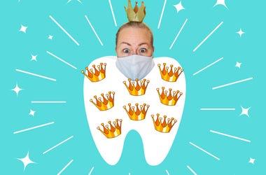8 crowns