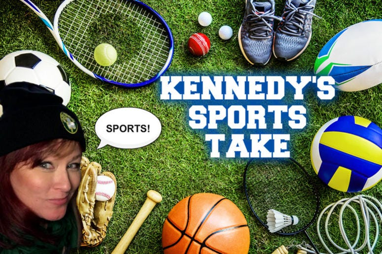 Kennedys Sports Take