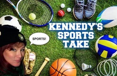 kennedy sports take