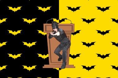 debate club batman